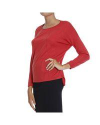 Pinko | Red Sweater | Lyst