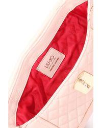 Liu Jo   Natural 'brooklyn' Clutch Bag   Lyst