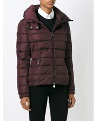 Moncler - Purple Sanglier Quilted Jacket - Lyst