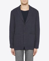 Billy Reid - Blue Larson Jacket for Men - Lyst