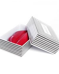 Lulu Guinness - Red Perspex Lips Clutch Bag - Lyst