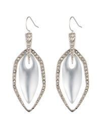 Alexis Bittar - Metallic Desert Deco Crystal Pavã© Orbital Drop Earring You Might Also Like - Lyst