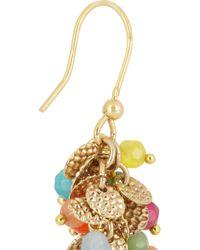 Rosantica - Yellow Il Mondo Golddipped Agate Earrings - Lyst