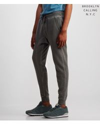 Brooklyn Calling | Gray Lunar Dye Jogger Sweatpants | Lyst