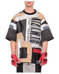 KTZ - Multicolor Translucent Engine Cotton T-shirt - Lyst