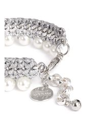 Venessa Arizaga | Metallic 'pacific Paradise' Bracelet | Lyst