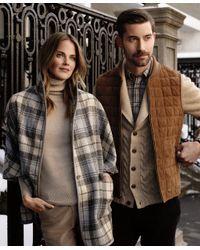 Brooks Brothers | Gray Non-iron Milano Fit Signature Tartan Sport Shirt for Men | Lyst
