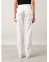 Sofie D'Hoore - White 'planet' Trousers - Lyst