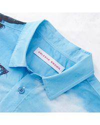 Orlebar Brown - Blue Pelham for Men - Lyst