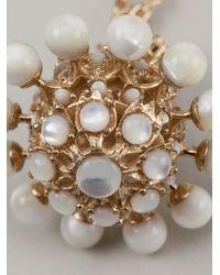 Vivienne Westwood | Metallic Stella Orb Pendant | Lyst