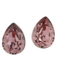 ALDO | Purple earrings | Lyst