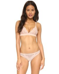 Stella McCartney - Multicolor Meg Alluring Thong - Lyst