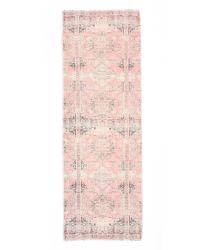 Tory Burch - Pink Souk Printed Scarf - Light Oak - Lyst