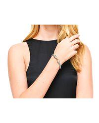 John Hardy - Double Coil Bracelet With Blue Sapphire - Lyst