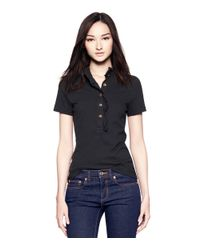Tory Burch | Black Lidia Polo | Lyst