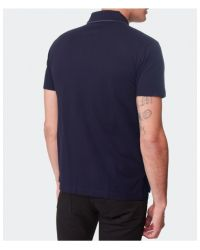 PS by Paul Smith - Blue Polo Shirt for Men - Lyst
