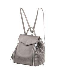 Linea Pelle | Gray Rowan Backpack | Lyst