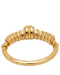 Chloé | Metallic Gold-Tone Freya Multi-Ring Bracelet | Lyst