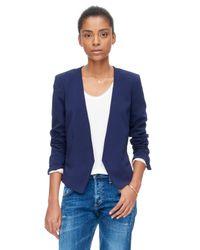 Rebecca Taylor | Blue Devon Jacket | Lyst