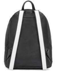 PB 0110 - Matte Black And White Ca 7 Backpack for Men - Lyst