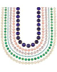 Irene Neuwirth | Pink Women's Round-link Gemstone Necklace | Lyst