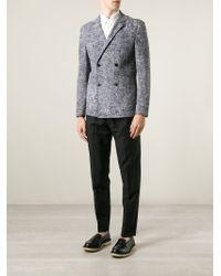 Kris Van Assche - Black Classic Two Button Blazer for Men - Lyst