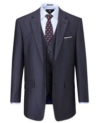 Skopes - Blue Hansen Suit Jacket for Men - Lyst