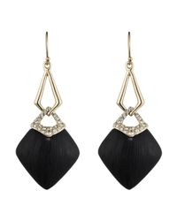 Alexis Bittar | Black Encrusted Infinity Earring You Might Also Like | Lyst