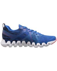 Reebok Blue Zigtech Squared 2.0 for men