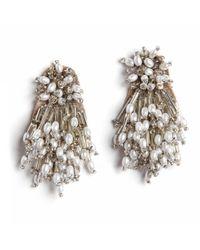 Mignonne Gavigan | Metallic Burst Earrings | Lyst