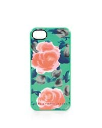 Marc By Marc Jacobs - Blue Jerrie Rose Iphone 5/5S Case - Lyst