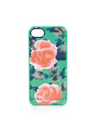 Marc By Marc Jacobs | Blue Jerrie Rose Iphone 5/5S Case | Lyst