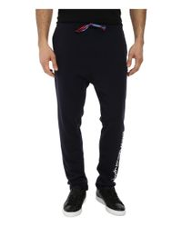 PUMA | Blue Bmw Closed Sweatpants for Men | Lyst