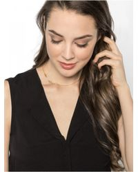 BaubleBar - Metallic Real Romance And A Rosy Future - Lyst
