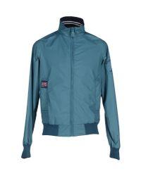 Henri Lloyd - Blue Jacket for Men - Lyst