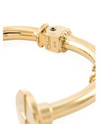 Chloé - Metallic 'frankie' Bangle - Lyst