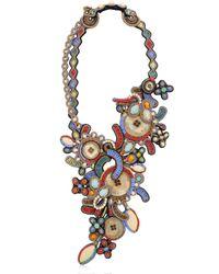 Dori Csengeri - Multicolor Like Necklace - Lyst