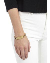 Marc By Marc Jacobs | Standard Supply Black Bracelet | Lyst