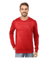 PUMA | Red Ferrari® Concept Crew Neck Top for Men | Lyst
