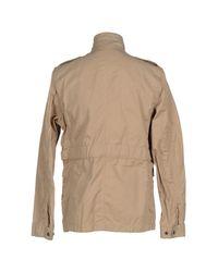 Woolrich   Natural Four Pocket Jacket for Men   Lyst