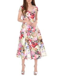 True Decadence | Multicolor Floral Prom Dress | Lyst