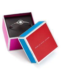 Marc By Marc Jacobs - Metallic Exclusive Skinny Bracelet - Lyst