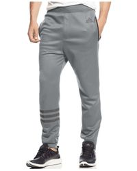 Adidas | Gray Men's Black Ice Pants for Men | Lyst