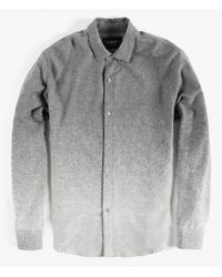 Cwst - Gray Whalers Woven Shirt - Lyst
