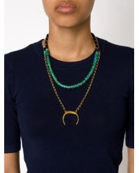Lizzie Fortunato | Metallic 'the Snake Charmer' Convertible Necklace | Lyst