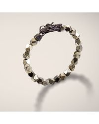 John Hardy - Metallic Dragon Head Bracelet for Men - Lyst