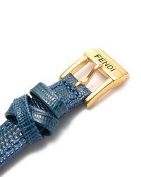 Fendi - Metallic Orologi 640l Timepiece Watch - Lyst