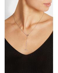 Maria Black - Metallic Kyla Silver Necklace - Lyst