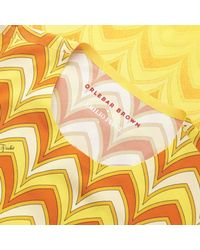 Orlebar Brown - Yellow Luisa - Lyst