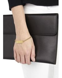 Marc By Marc Jacobs | Metallic Standard Supply Gold Tone Bracelet | Lyst